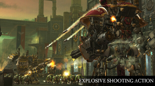 Warhammer 40,000 Freeblade - Best new Android and iPhone games (April 18th - April 26th)