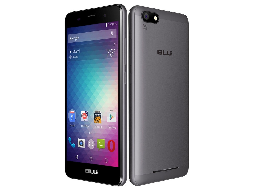 Blu Dash X2 And M2 Offer Metal Bodies And Android 6 0