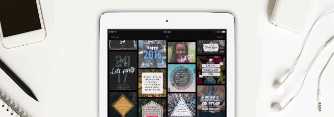 Cameraxis for iOS lets you pull off awesome design photos