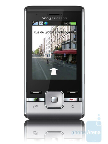 The Sony Ericsson T715 will be available Q3