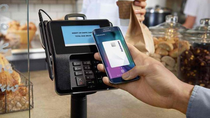 Withdraw money from ATMs using only Samsung Pay... in Korea