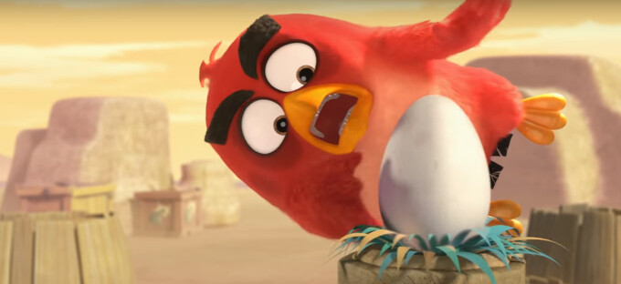 Angry Birds Action! Epic new game hits iOS and Android ahead of movie launch