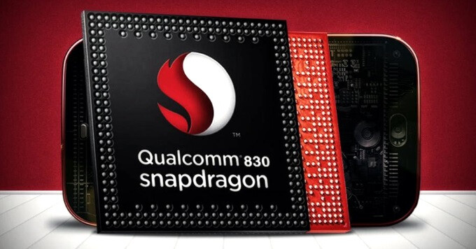 Doubling down: the Snapdragon 830 processor might feature eight custom Kryo CPU cores