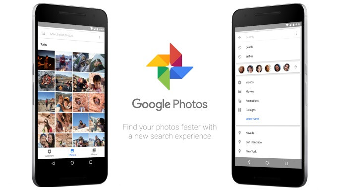 Google Photos updated with new search, customization and file management options