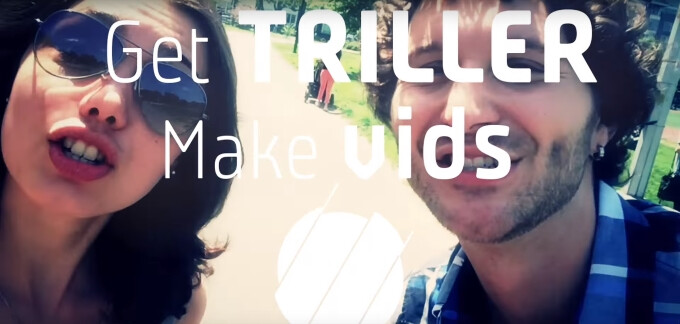 Triller for Android and iOS will turn you into a music video superstar