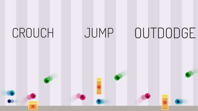 Outdodge - Best new Android and iPhone games (April 27th - May 3rd)