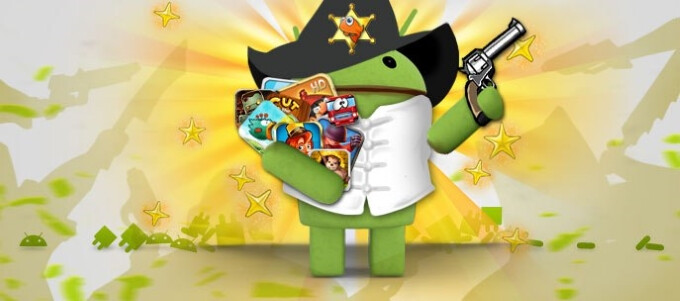 Did you know: in 2012, the FBI shut down an app store that sold $17 million's worth of pirated Android apps