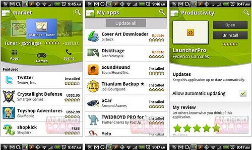 What Applanet used to be. - Did you know: in 2012, the FBI shut down an app store that sold $17 million's worth of pirated Android apps