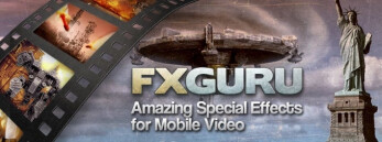 FxGuru MovieFX Director turns you into a full-blown action movie star