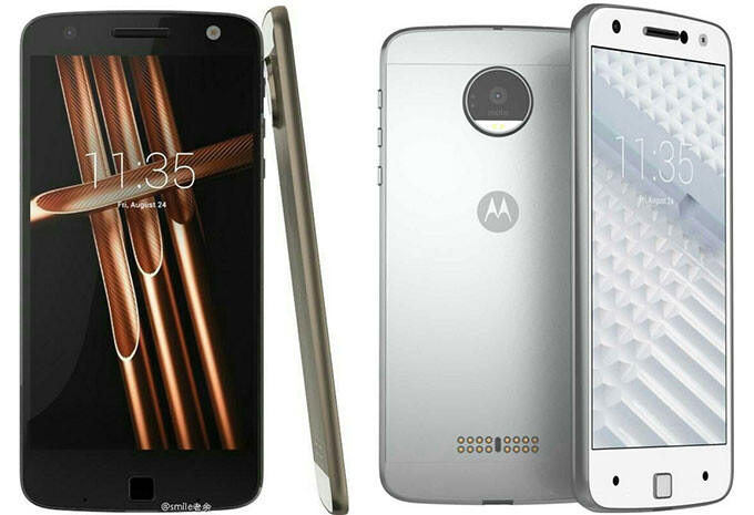 Moto X4 leaks explained: two distinct phones, each with modular backplate support