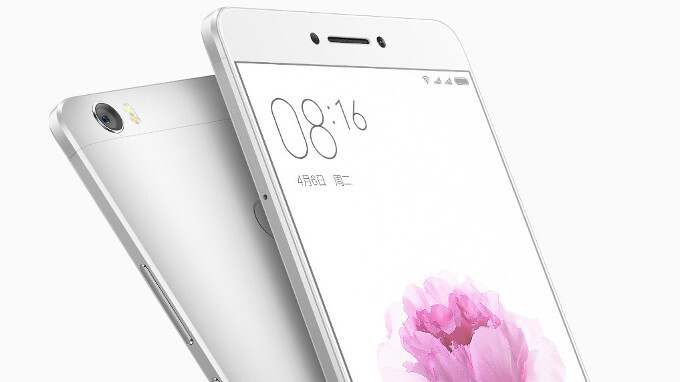 """Xiaomi Mi Max spreads its giant 6.44"""" wings: the largest phone Xiaomi ever released"""