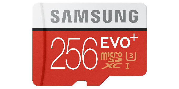 Samsung has a 256 GB microSD card, and will sell it to you for $249