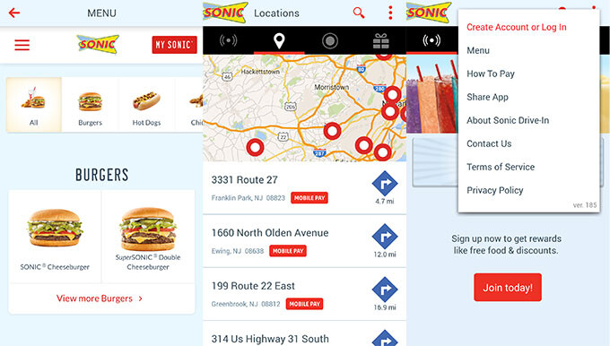 Best fast food apps: get your burger (or tacos, or whatever) on