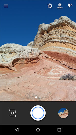 Google Camera may soon support RAW photography on Nexus phones