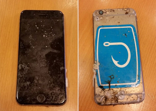 Apple tries, fails to repair iPhone of teen lost at sea