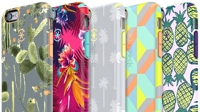 Pimp your iPhone and Galaxy S7 for spring and summer: Speck brings cool new case collection