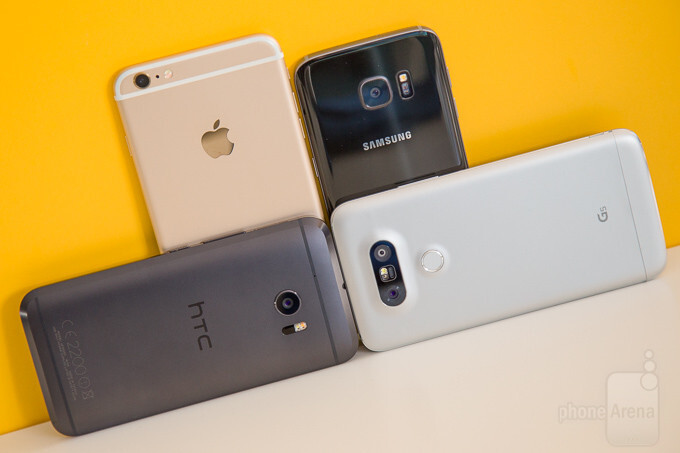 What phone has impressed you the most so far in 2016?