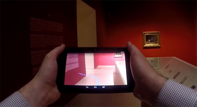 Will Project Tango soon tap into Google Maps for cloud-based reality mapping?