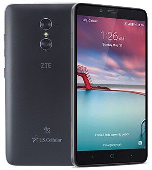 zte zmax pro on t mobile very