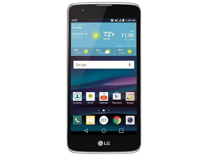 AT&T បានចេញនូវស្មាតហ្វូន LG Phoenix 2 ហើយ ជាមួយនឹងតម្លៃត្រឹមតែ 99.99$ ប៉ុណ្ណោះ