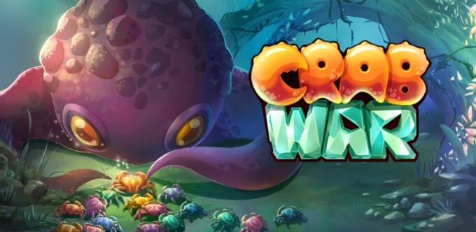 Crab War lets you command a swarm of crustaceans towards victory against its reptile opressors