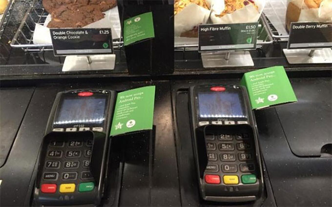 Android Pay UK launch feels all sorts of imminent