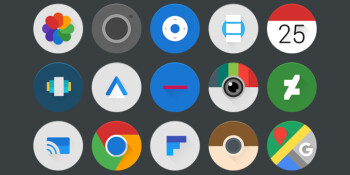 new icon packs for android may 2016