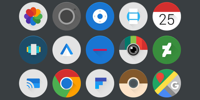 Best new icon packs for Android (May 2016)