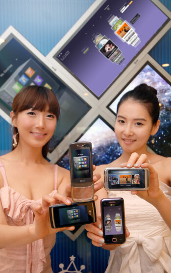 LG´s S-CLASS 3D interface gets an award by iF