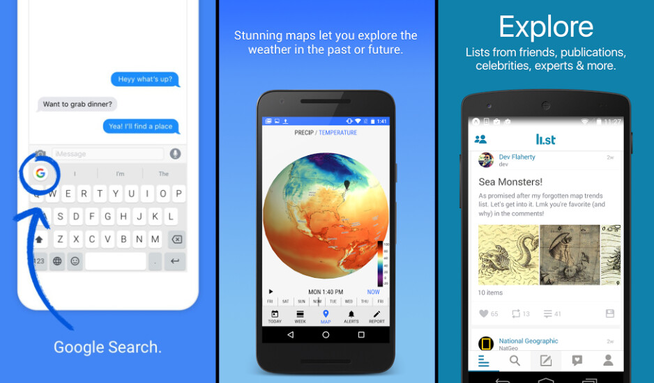 Best new Android and iPhone apps (May 10th - May 16th)