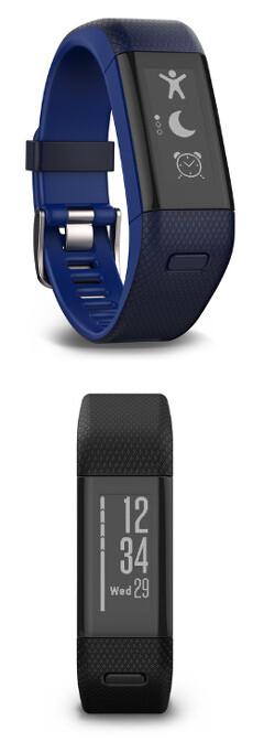 Garmin introduces a new activity tracker, the $219.99 GPS-enabled Vivosmart HR+