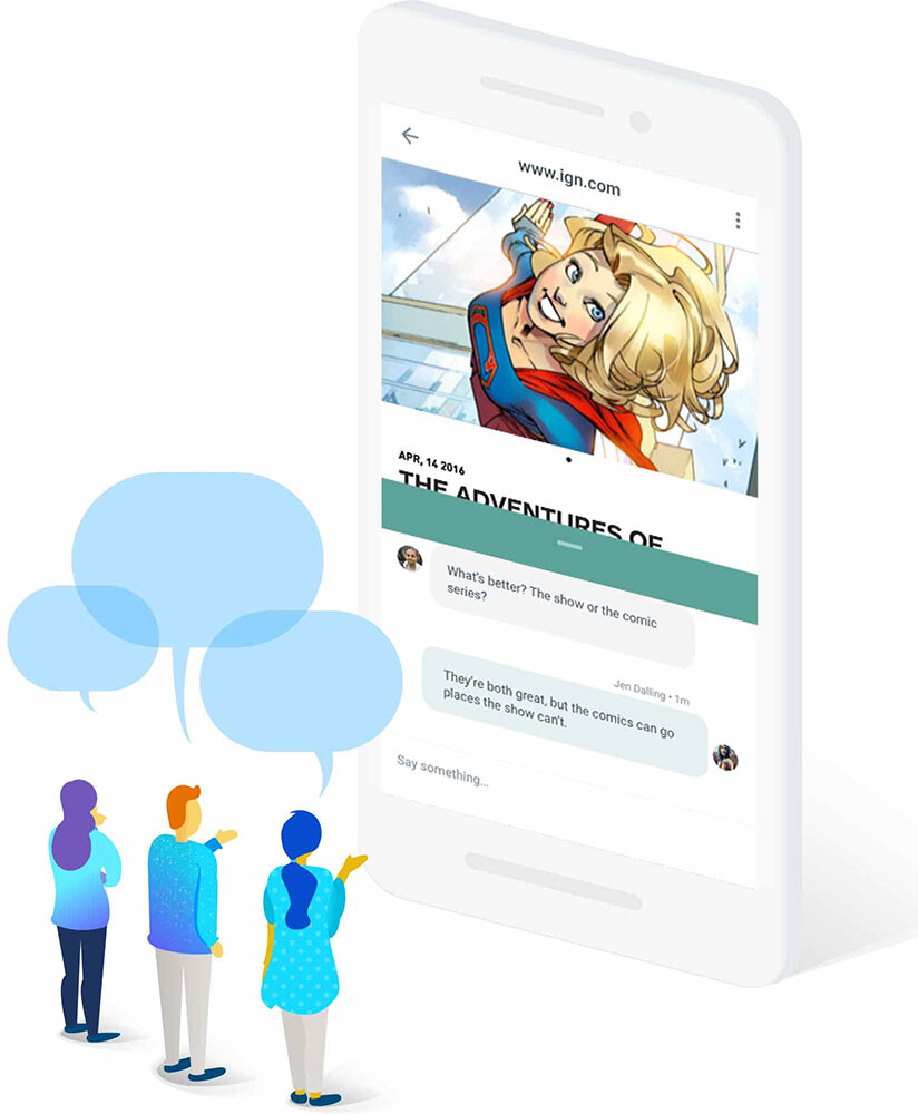 Google Spaces gives users another new way to share and ...