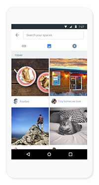 Google Spaces gives users another new way to share and discuss their favorite content