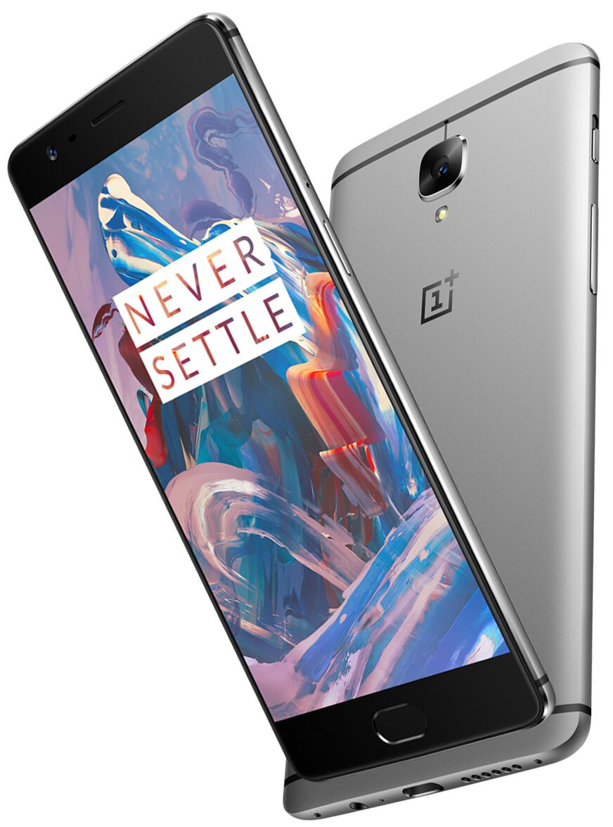 If OnePlus 2 and HTC 10 had a baby: OnePlus 3 promo render leaks!