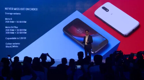 Fourth Generation Moto G Plus and its announcement