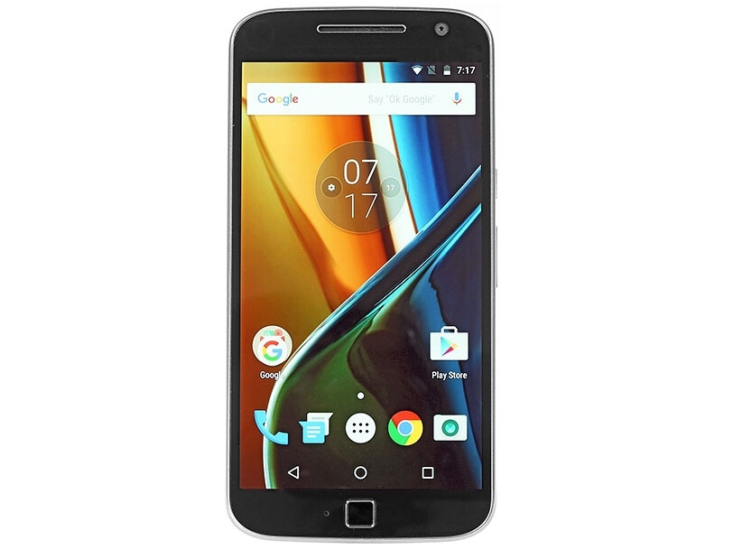 Lenovo Moto G4 has great new features and is a good ...