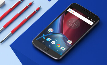 Motorola Moto G4 Plus is announced: performance on a budget