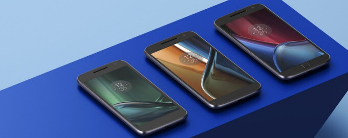 Moto G4, Moto G4 Plus, and Moto G4 Play: all the official images