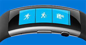 "Microsoft Band 2 gets ready to ""Explore"" with new tile for hikers"