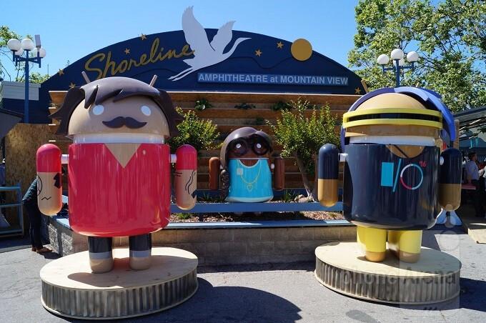 We are at Google I/O 2016!