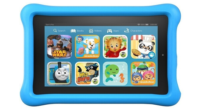 Deal: Amazon Fire Kids Edition now available at just $99.99