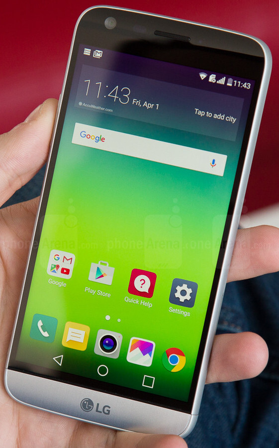 """HTC claims the UI in the HTC 10 is """"slimmed down"""". Let's compare it to the competition!"""