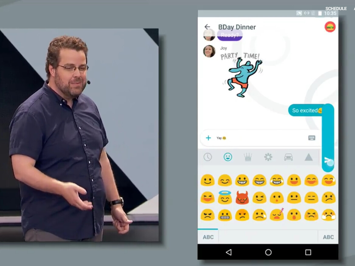 Allo is Google's smart new messaging app that learns from ...