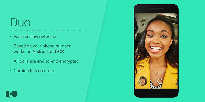 Google unveils Duo: a new video calling app that shows you what the caller is doing before you take the call