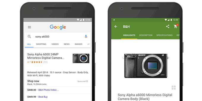 Android Instant Apps to make sharing rich app content as easy as sharing web links