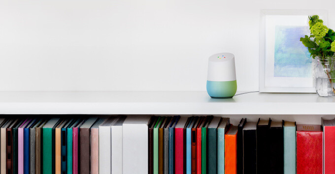 Hot from I/O 2016: Google Home is the search giant's answer to Amazon Echo