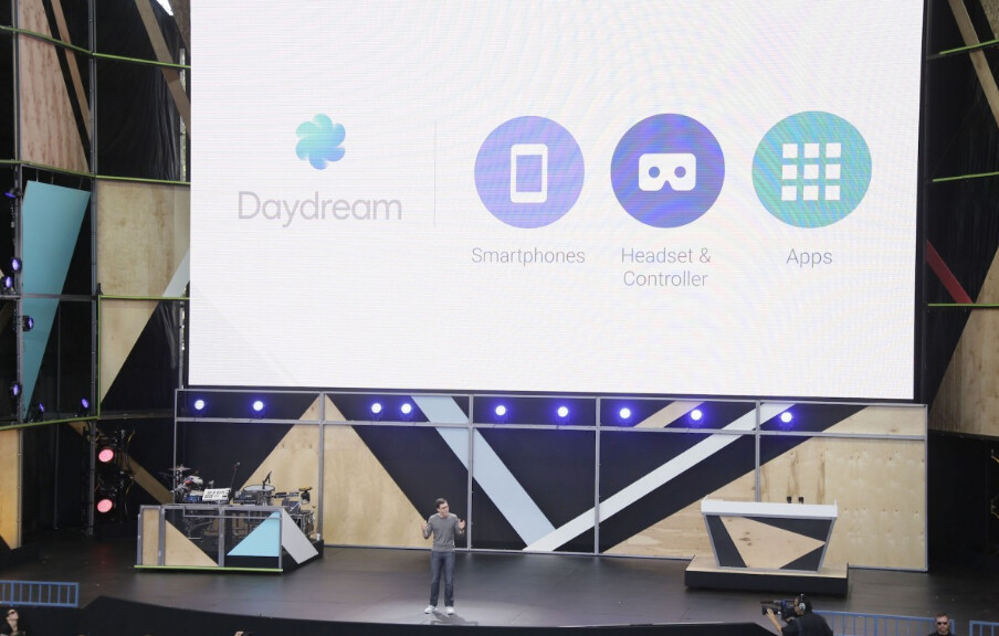 This is not a Daydream; Google introduces its new VR platform at Google I/O this afternoon - Daydream Believer: LG, Samsung and Xiaomi said to be among Android manufacturers building VR phones