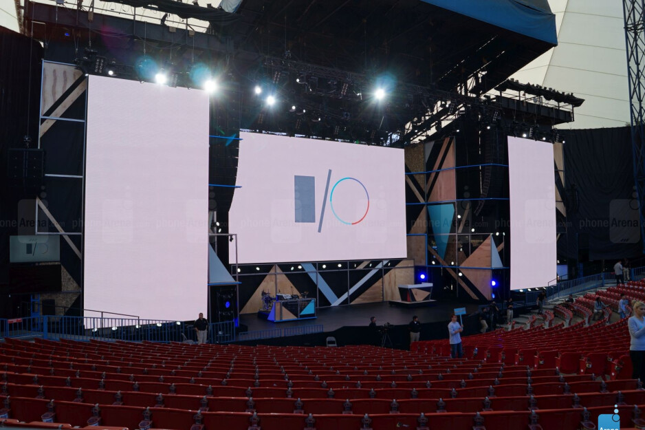 Day 1 at Google I/O: Recap and photos from around the venue