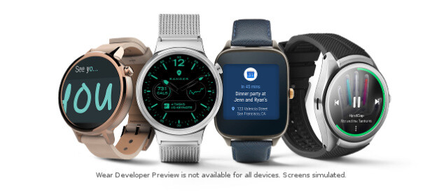 Android Wear 2.0: which smartwatches will get the update and when