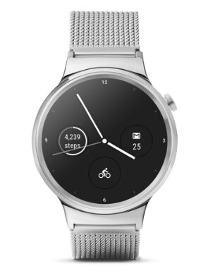 Android Wear 2.0 will let watchfaces access data from any app - Android Wear 2.0: which smartwatches will get the update and when